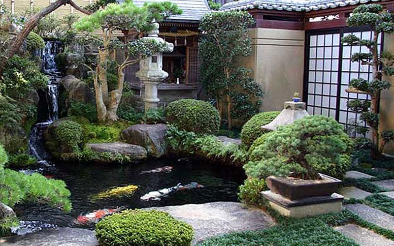 giardini giapponesi